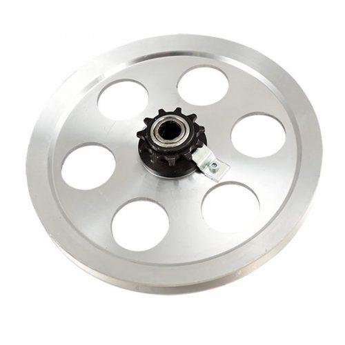 Poulie cyclo alu adapt 103 sp/mvl 11 dts