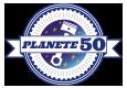 Planete 50 Logo